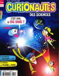 Curionautes des sciences N° 31