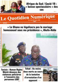 Quotidien numérique d'Afrique N° 210302