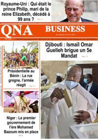 Quotidien numérique d'Afrique N° 210410