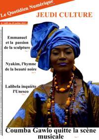 Quotidien numérique d'Afrique N° 210729
