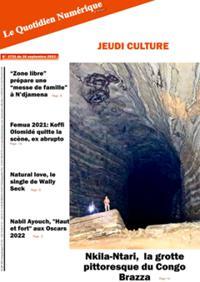 Quotidien numérique d'Afrique N° 210916