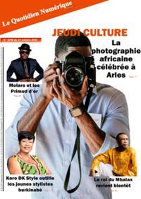 Quotidien numérique d'Afrique N° 211014