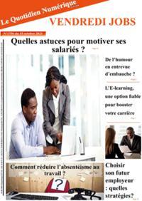 Quotidien numérique d'Afrique N° 211015