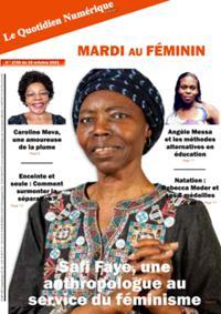 Quotidien numérique d'Afrique N° 211019
