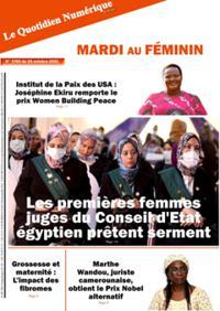 Quotidien numérique d'Afrique N° 211026