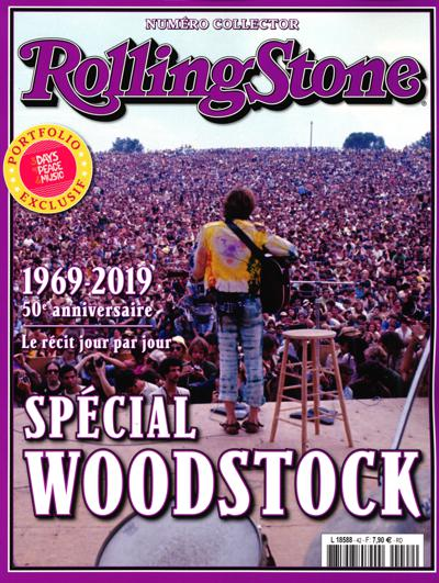 Abonnement Rolling Stone HS Collector