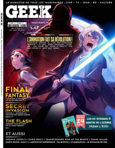 Abonnement Geek magazine