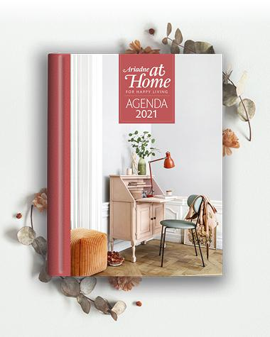 Agenda Ariadne at Home - N°1901