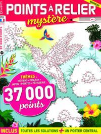 Points à relier Mystère N° 001