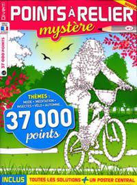 Points à relier Mystère N° 002