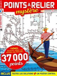 Points à relier Mystère N° 005