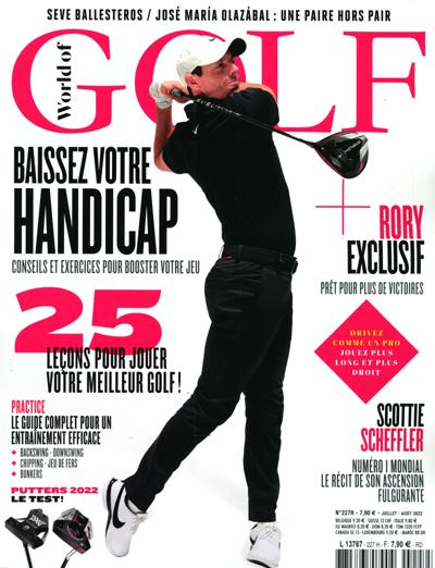 World of Golf - N°188