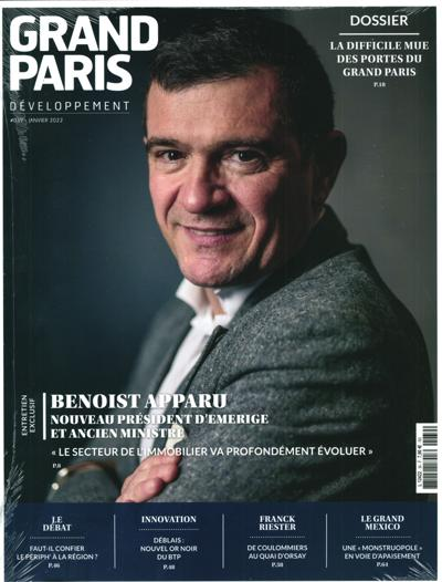 Grand Paris - N°30