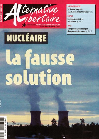 Alternative libertaire - N°297