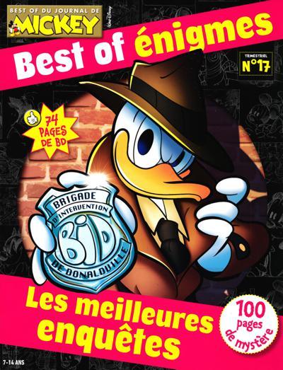 Best of du journal de Mickey - N°15