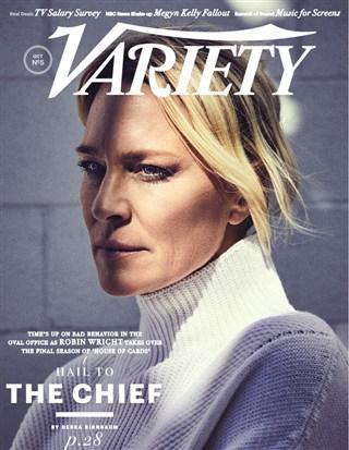 Abonnement magazine Variety