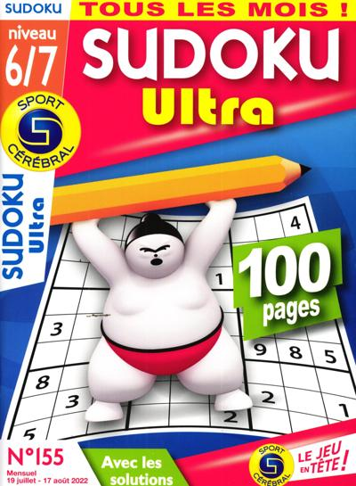 Sudoku Ultra (Niveau 6/7) (photo)