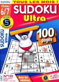 Sudoku Ultra (Niveau 6/7) N° 130