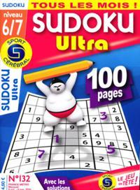 Sudoku Ultra (Niveau 6/7) N° 132
