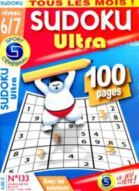 Sudoku Ultra (Niveau 6/7) N° 133