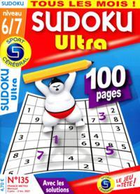 Sudoku Ultra (Niveau 6/7) N° 135