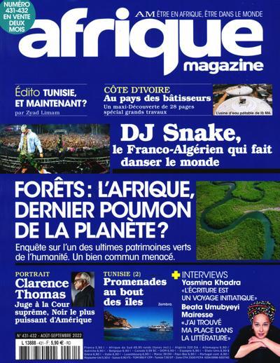 Afrique magazine - N°390