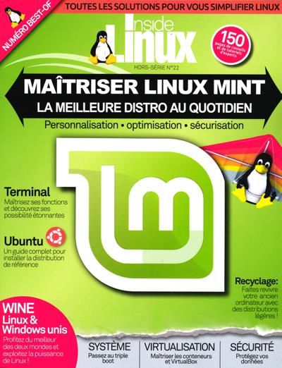 Inside Linux HS (photo)