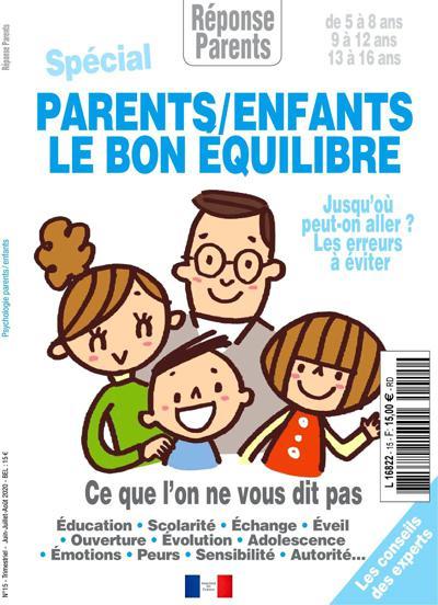 Réponse Parents - N°13