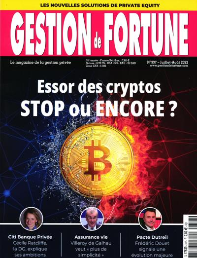 Abonnement magazine Gestion de fortune
