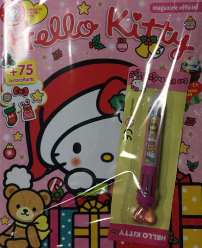 Abonnement Hello Kitty Club