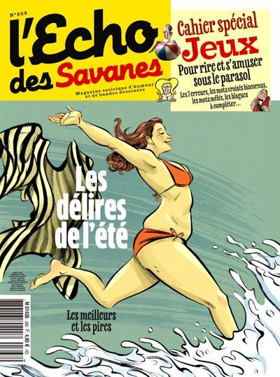 Abonnement L'Echo Des Savanes