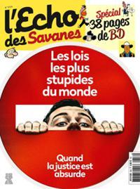 L'Echo Des Savanes N° 356