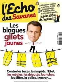 L'Echo Des Savanes N° 357