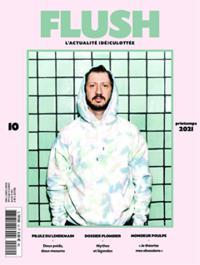 Flush magazine N° 10