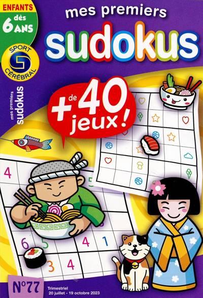 Abonnement magazine Mes Premiers Sudokus
