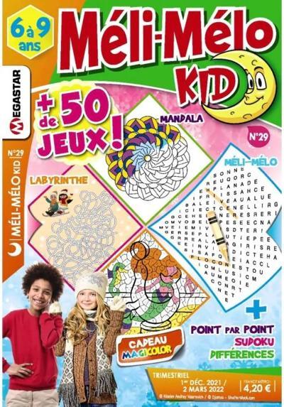 Méli mélo Kids - N°21