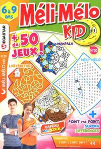 Méli mélo Kids N° 20