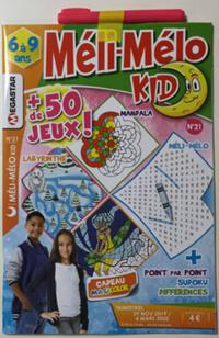 Méli mélo Kids N° 21