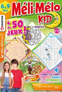 Méli mélo Kids N° 19