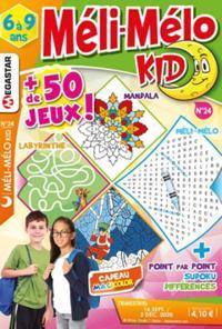 Méli mélo Kids N° 24