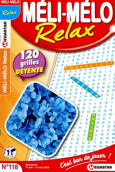Méli Mélo Relax - N°104