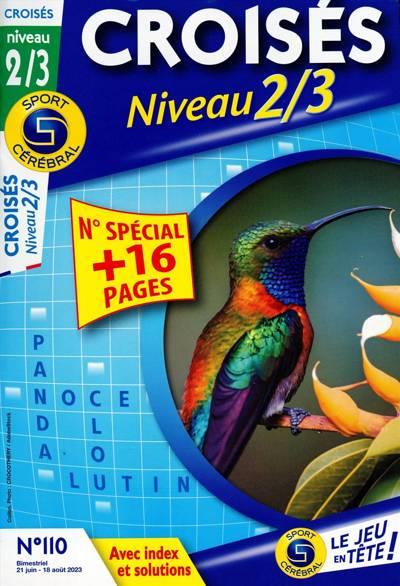 Croisés Niveau 2/3 (photo)