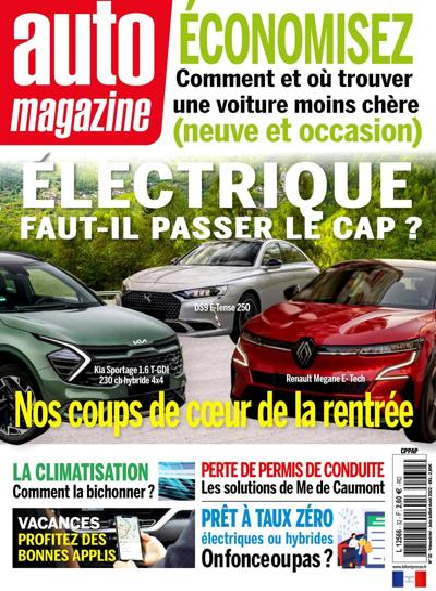 Abonnement Auto Magazine