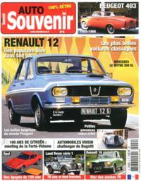 Auto Souvenir N° 9