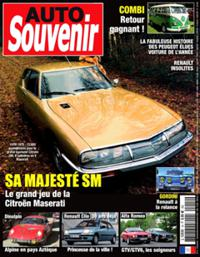 Auto Souvenir N° 14