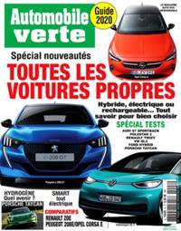Automobile verte N° 8