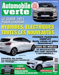 Automobile verte N° 10