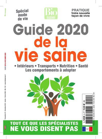 Abonnement Bio et Ecologie Magazine