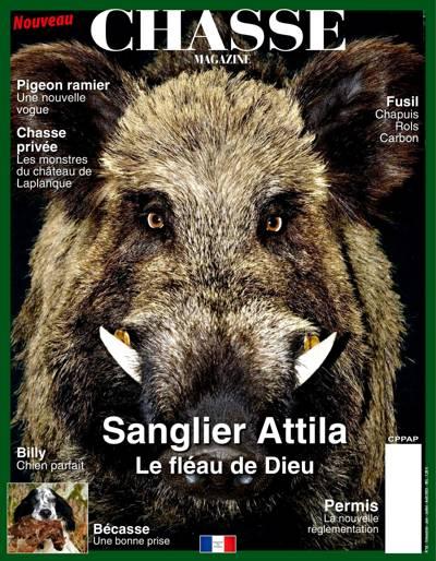 Abonnement Chasse Magazine