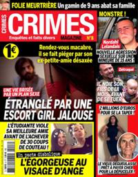 Crimes magazine N° 8